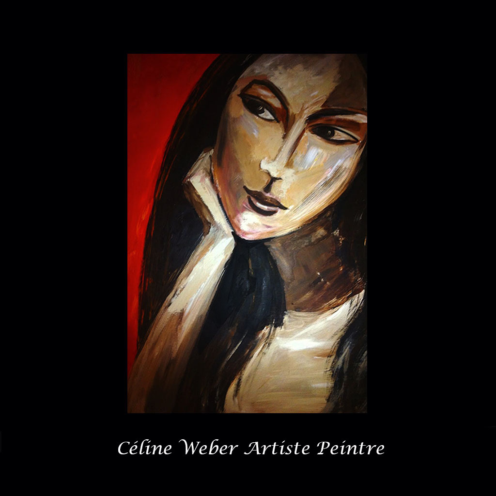 Céline Weber Artiste Peintre