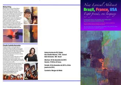 Exposition Collective Pic Cidade Belo Horizonte (Brésil)