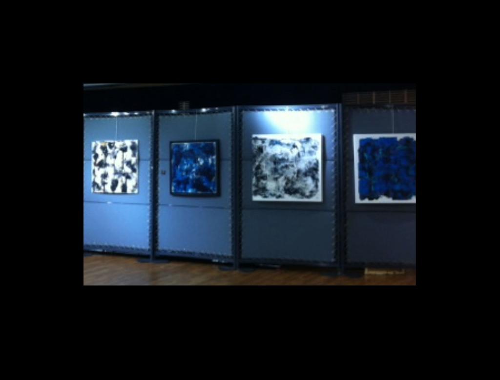 Céline Weber, Exposition Collective, Lagord, La Rochelle