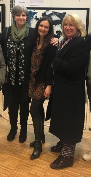 Corinne Rouveyre, Céline Weber, Jutta Muller