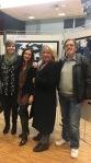 Corinne Rouveyre, Céline Weber, Jutta Muller, Jean Gounin