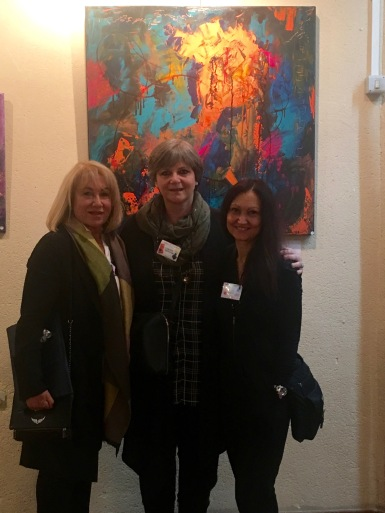 Jutta Muller, Corinne Rouveyre, Céline Weber