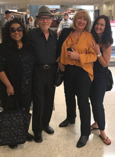 Kathy King, Michael King, Jutta Mulle, Céline Weber