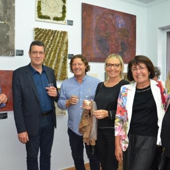 Exposition Collective, Art Plurielles, G#1 Paris 13, France 10