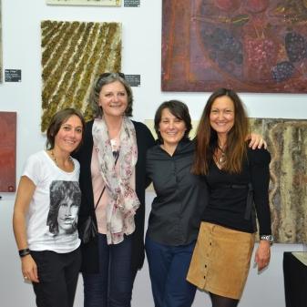 Exposition Collective, Art Plurielles, G#1 Paris 13, France 8
