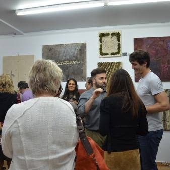 Exposition Collective, Art Plurielles, G#1 Paris 13, France 7