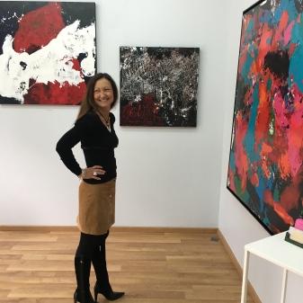 Exposition Collective, Art Plurielles, G#1 Paris 13, France 4