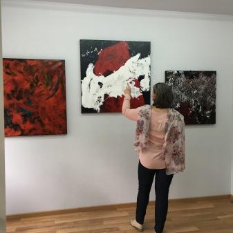 Exposition Collective, Art Plurielles, G#1 Paris 13, France 3