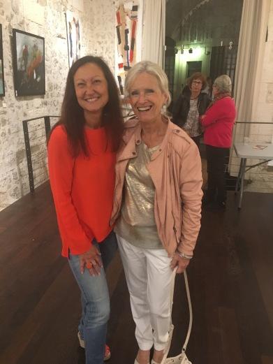 Céline Weber, Anne Zablot