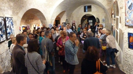 Exposition Collective, Porte Maubec, La Rochelle, (France)