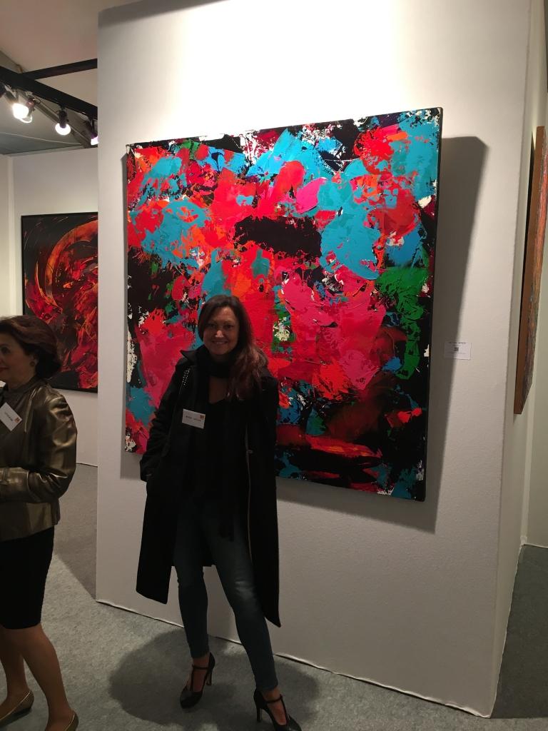 Céline Weber, Prix Salon D'Automne, Salon d'Automne 2016