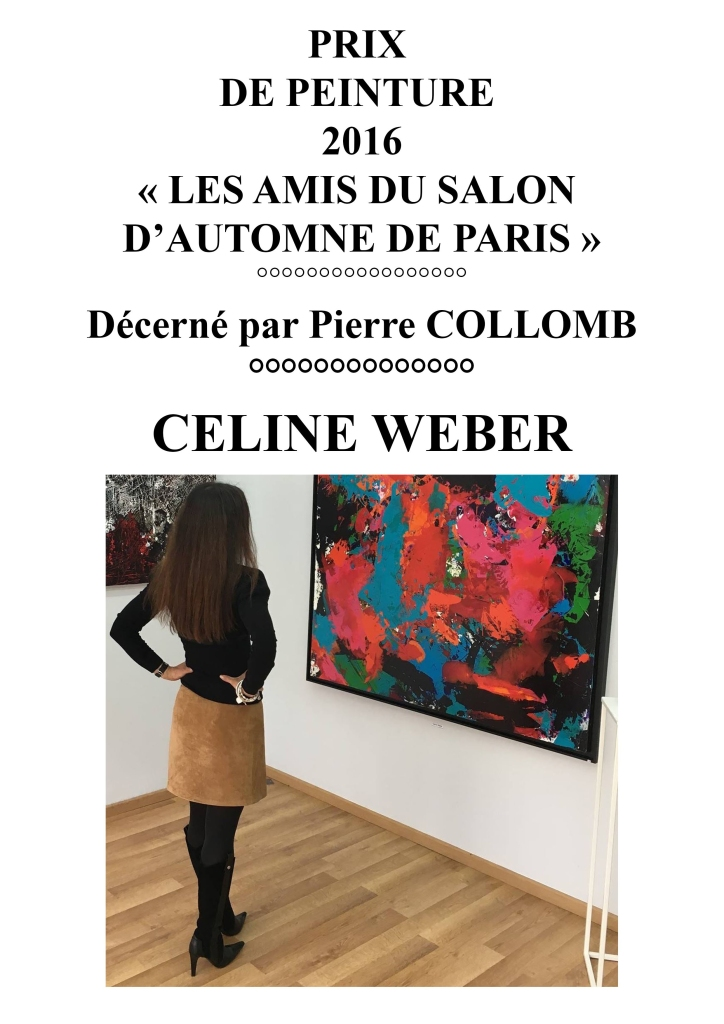 Le salon d automne paris france c line weber for Salon bio paris 2016