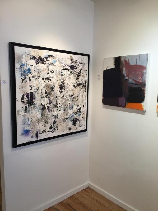 Exposition à New-York Atlantic Gallery du 18 au 22 septembre 2018